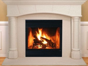 HeatGlo Energy Master Wood Fireplace